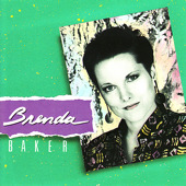 Brenda Baker debut eponymous self-titled CD