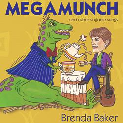 Brenda Baker CD - Megamunch